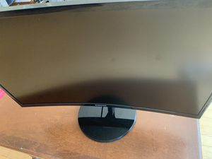 Samsung 24inch curved monitor for Sale in Cicero, IL