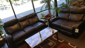 GREAT PWR RECLINING SOFA AND LOVESEAT SET W/USB OUTLET for Sale in Portland, OR