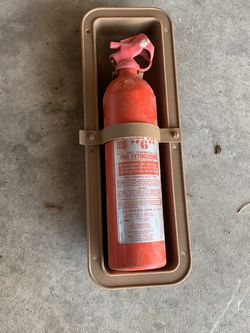 Palomino Pop Up Vintage Fire Extinguisher for Sale in Victorville,  CA