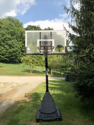 NBA basketball hoop for Sale in Clinton, PA
