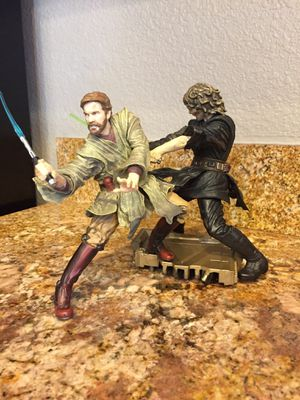 Star Wars Unleashed Revenge of the Sith Action Figures for Sale in Surprise, AZ