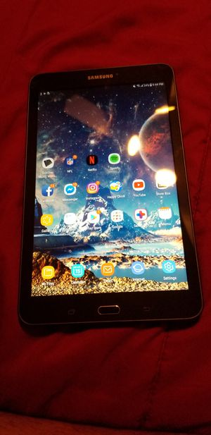 Tmobile Galaxy tab E for Sale in Dallas, TX