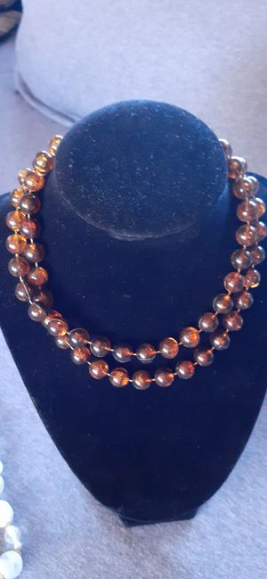 Amber necklace for Sale in Spokane Valley, WA