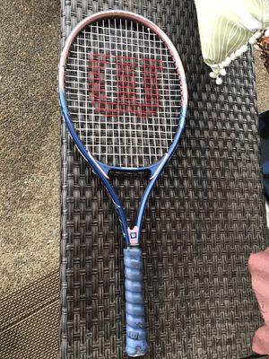 Wilson Hope Titanium Tennis Racket for Sale in Wilsonville, OR