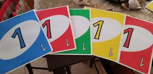 UNO decorations for Sale in Kissimmee, FL