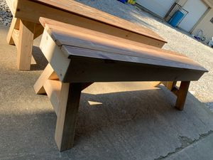 Handmade benches for Sale in Baird, MS