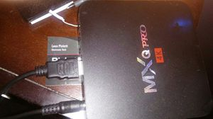Tv internet box(movies and over 700 channel's for Sale in Saginaw, MI