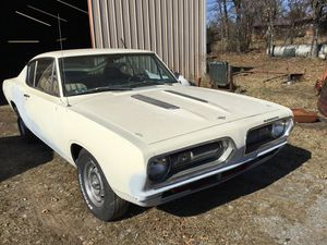 1967 Plymouth Barracuda 2Dr for Sale in Las Vegas, NV