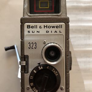 Vintage Bell & Howell Sun Dial 323 for Sale in Murfreesboro, TN