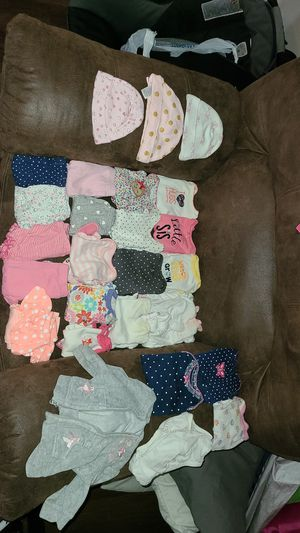 Newborn- 3 Month Girl Clothes for Sale in Independence, MO