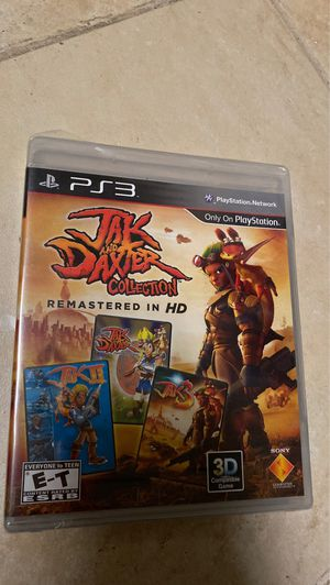 JaK and Daxter Collection Ps3 Game for Sale in Boca Raton, FL