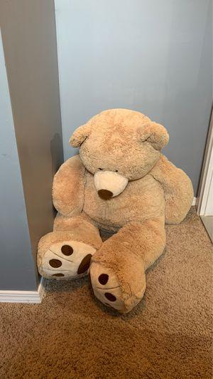 Huge teddy bear for Sale in Burlington, KY