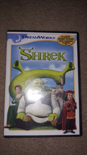 Shrek Movie for $6 for Sale in Grand Prairie, TX