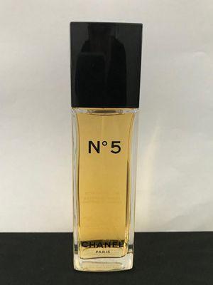 Perfume. Chanel No.5 3.4oz $80 for Sale in Las Vegas, NV