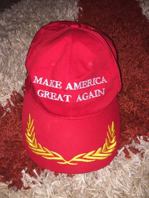 (Free)Make America Great Again Donald Trump Hat for Sale in Fearrington, NC