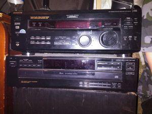 Sony AM/FM Receiver for Sale in Saint Joseph, MO