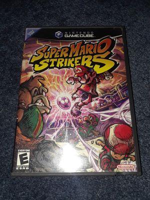 Super Mario Strikers Nintendo Gamecube for Sale in Stockbridge, GA