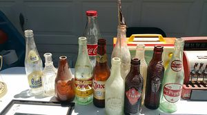 Antique bottles for Sale in San Antonio, TX