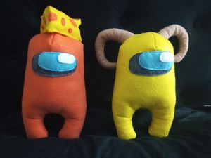 Among us plushies for Sale in Los Angeles, CA