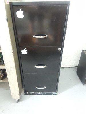Filing cabinet $70 for Sale in Pembroke Pines, FL