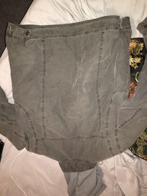 Levi jacket size:xL