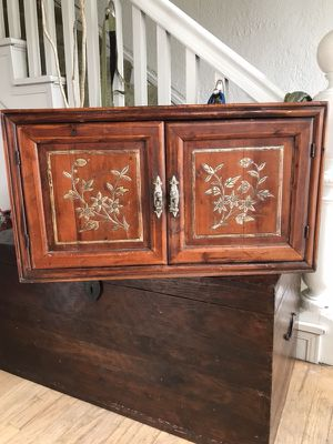 Antique Chinese Chest with doors for Sale in Portland, OR