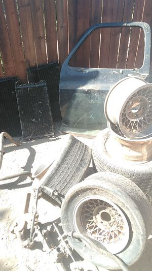 Lots of Old Chevy parts for Sale in Clovis, CA