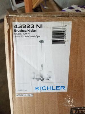 Kitchen chandelier for Sale in Staunton, IL