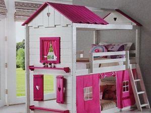 Twin over twin bunk bed store closing deal$39 dwn for Sale in Fort Worth, TX
