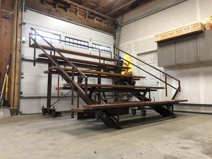 Portable Grandstands/Bleachers for Sale in Duvall, WA