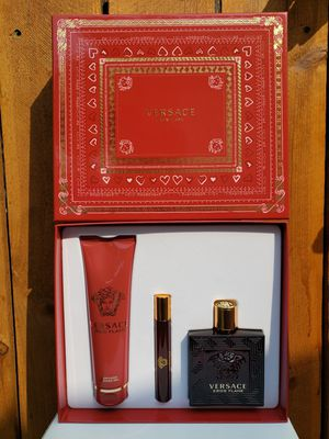 Versace Eros Flame 3.4oz $75$ for Sale in Los Angeles, CA