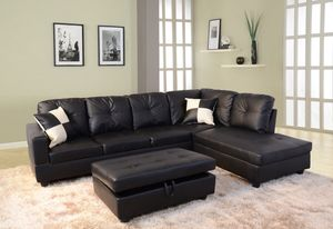 🔥New! Urban comfy sofa chaise sectional set for Sale in San Diego, CA