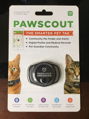 PawScout The Smarter Pet Tag for Sale in Harrisburg, PA