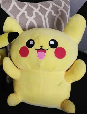 Pikachu Plush Toy for Sale in Lakeside, CA