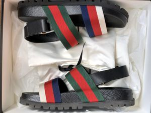 "Verified"" New Gucci Sandals for Sale in Jonesboro, GA"