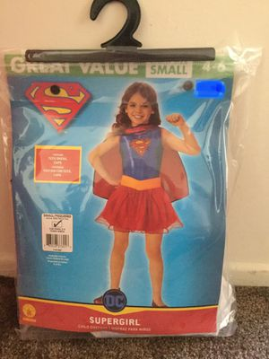 Child's SuperGirl Costume for Sale in Los Angeles, CA