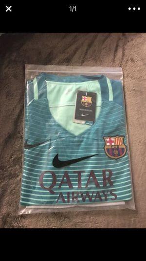 Nike Barcelona Away jersey for Sale in Washington, MD