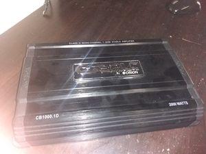 2000 watt Orion amp brand new for Sale in Saint Joseph, MO