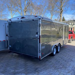 8x20 Enclosed Car Trailer for Sale in Piscataway, NJ