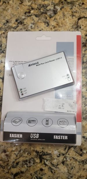 Inland Multi Plus Card Reader 08310 for Sale in Rowlett, TX