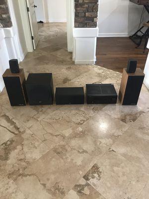 Polk Audio 5.1 Surround Sound System for Sale in Chandler, AZ