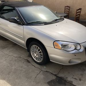 2005 Chrysler Sebring Touring Edition Convertible for Sale in Azusa, CA