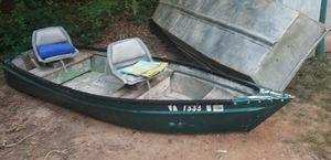 12 ft jon boat for Sale in Charlottesville, VA