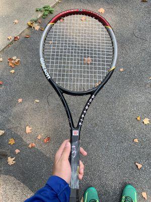 Wilson pro staff tennis racket for Sale in Westbury, NY