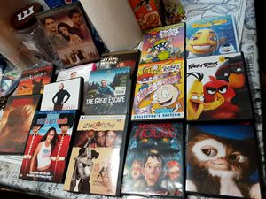 15 movie's for $10. for Sale in Fresno, CA