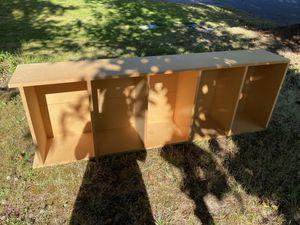 Heavy duty press board shelves for Sale in Federal Way, WA