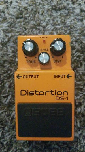 BOSS DS-1 Distortion Pedal for Sale in Arvada, CO