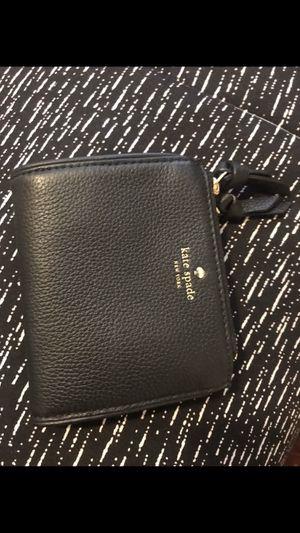 Kate spade black wallet for Sale in Monterey Park, CA