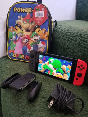 Nintendo Switch Bundle for Sale in Los Angeles, CA