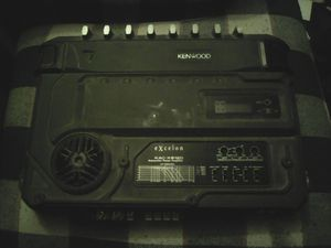 Kenwood amp for Sale in Marietta, OH